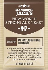 Bilde av M42 New World Strong Ale 10g