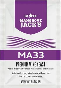 Bilde av Premium Vin Gjær - MA33 8g